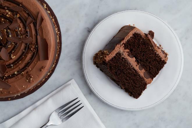 Hazelnut Cake Recipes Uk: Chocolate Hazelnut Cake