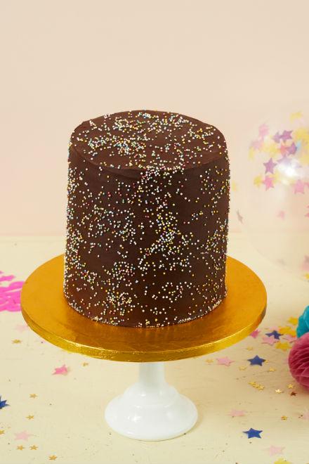 Buy Chocolate Rainbow Fantasy Cake Online From Lola S Cupcakes