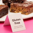 Gluten Free Dietary Place Card