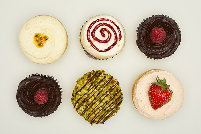 Buy Vegan Cupcakes Online From Lolas