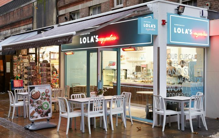 Lolas's Cupcakes - Mayfair
