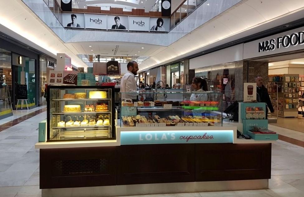 Cake Shop Bromley Cross