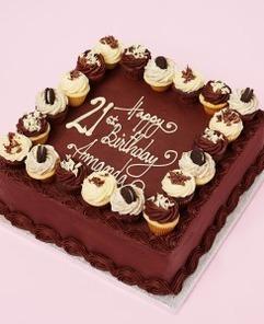 Buy Cakes Online At Lolas Cupcakes - Birthday cakes solihull