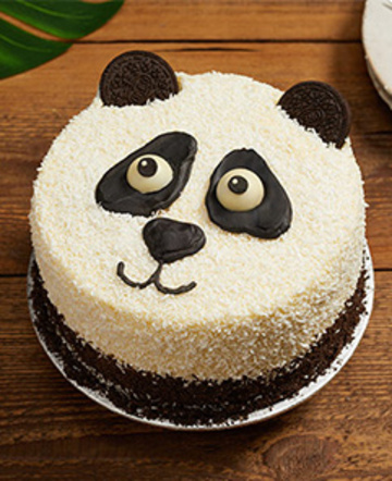Buy Animal Face Cakes Online - Lola's Cupcakes