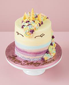 The Unicorn Fantasy Cake