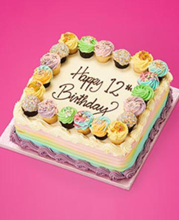 Super Buy Party Cakes Online At Lolas Cupcakes Birthday Cards Printable Benkemecafe Filternl