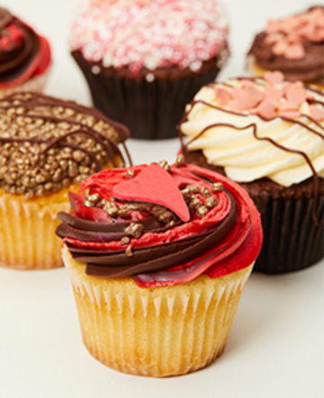 Be The First To See Our All New Cupcakes And Cakes