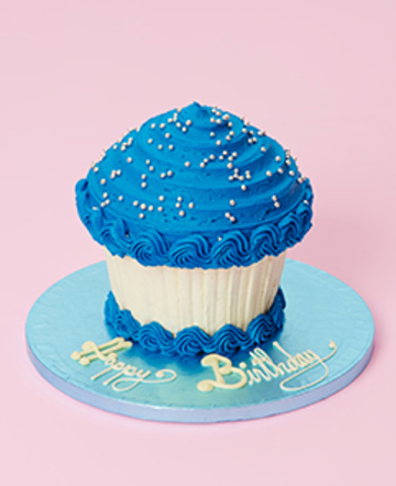 Marvelous Buy Giant Cupcakes Online At Lolas Cupcakes Personalised Birthday Cards Sponlily Jamesorg