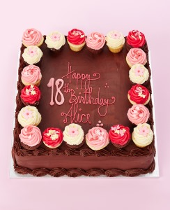 Buy Girls Party Cakes online from Lolas Cupcakes